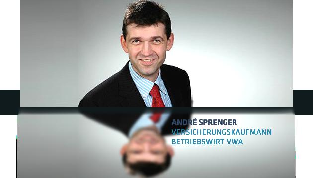 André Sprenger - Der Versicherungsmakler aus Bottrop